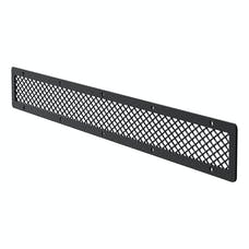 ARIES PC30MB Pro Series Face Plate 1) 30in Mesh Black