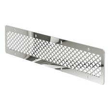 ARIES PJ20MS Pro Series Face Plate 20in Mesh Stainless Steel