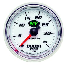 AutoMeter Products 7304 Boost 0-35 PSI