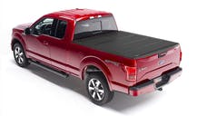 BAK Industries 448307 BAKFlip MX4 Hard Folding Truck Bed Cover, Matte Finish