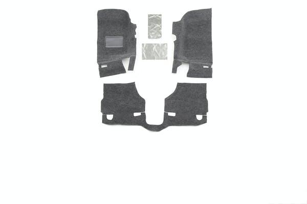 BedRug BRJK07F2 Jeep Kits BedRug