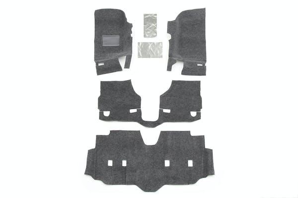 BedRug BRJK07F4 Jeep Kits BedRug