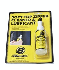 Bestop 11216-00 Bestop® Soft Top Zipper Cleaner & Lubricant