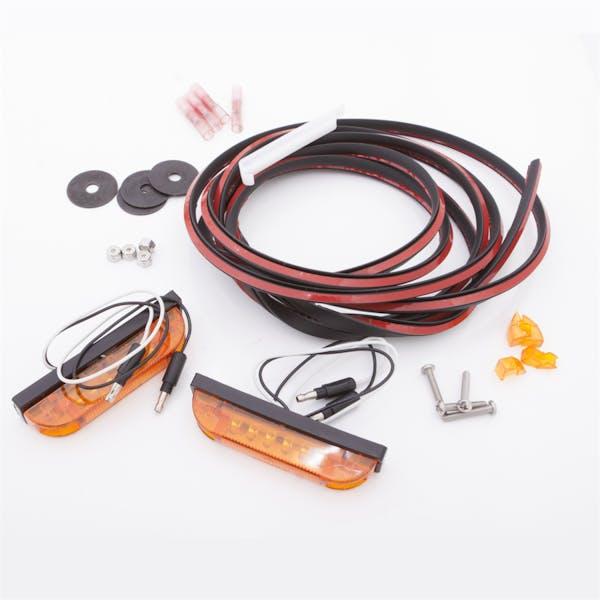 Bushwacker PK1-LT1-0001 LED Marker Light Kit