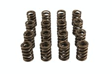 """Crane Cams 99846-16 Valve Springs - Single with Damper 1.255"""" XHTCS , Set of 16"""