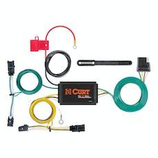 CURT 56356 Custom Wiring Harness (4-Way Flat Output)