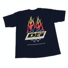 DEI 070101 DEI Flame T-Shirt   Medium