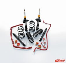 Eibach 35129.680 PRO-SYSTEM-PLUS (PRO-KIT Springs, PRO-DAMPER Shocks & ANTI-ROLL-KIT Sway Bars)