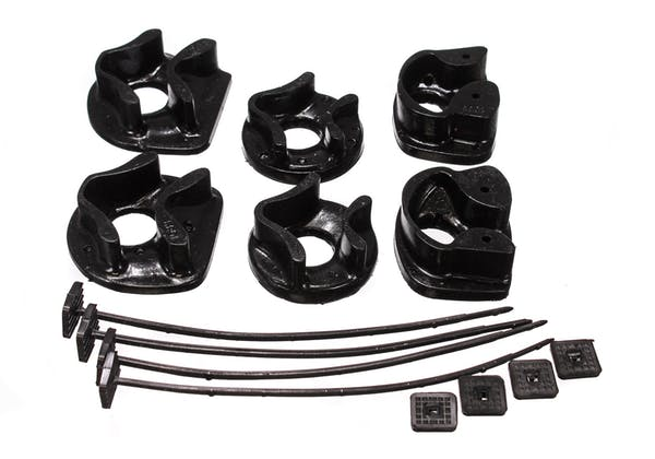 Energy Suspension 16.1109G Motor Mount Insert Sets