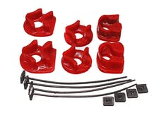 Energy Suspension 16.1109R Motor Mount Insert Sets