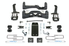 Fabtech K2188 6IN. BASIC SYS W/PERF SHKS 2014 FORD F150 4WD