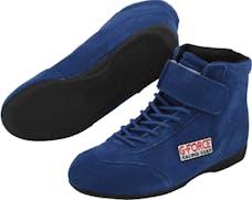 G-FORCE Racing Gear 0235030BU GF235 MIDTOP SHOE SFI 3.3/5 3 BLUE