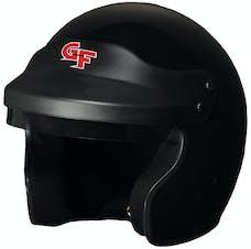 G-FORCE Racing Gear 3121XXLBK GF1 OPEN FACE XXL BLACK SA2015