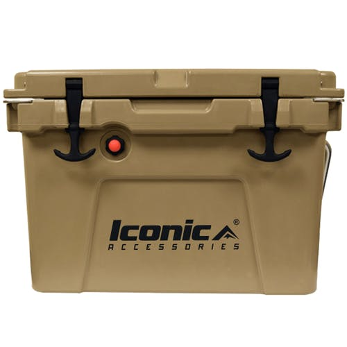 Iconic Accessories 810-1020 20L Cooler Box, with handle, outside size: 21.45x13.2x14.76