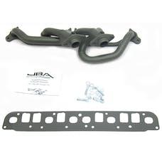 "JBA Performance Exhaust 1527SJT 1527SJT 1 1/2"" Shorty Stainless Steel 00-06 Jeep Wrangle"