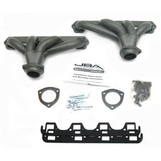 """JBA Performance Exhaust 1615SJT 1615SJT 1 1/2"""" Shorty Stainless Steel Small Block Ford B"""