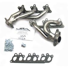 "JBA Performance Exhaust 1617S 1617S 1 1/2"" Shorty Stainless Steel 05-10 Mustang V6"