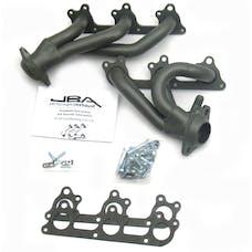 "JBA Performance Exhaust 1617SJT 1617SJT 1 1/2"" Shorty Stainless Steel 05-10 Mustang V6 T"
