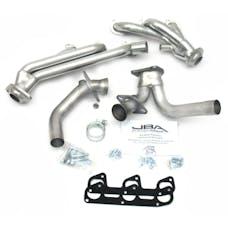 "JBA Performance Exhaust 1633S-1JS 1633S-1JS 1 1/2"" Shorty Stainless Steel 90-94 Explorer/R"