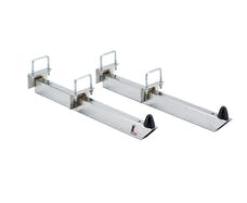 Lakewood 20470 UNIVERSAL TRACTION BAR-CHROME