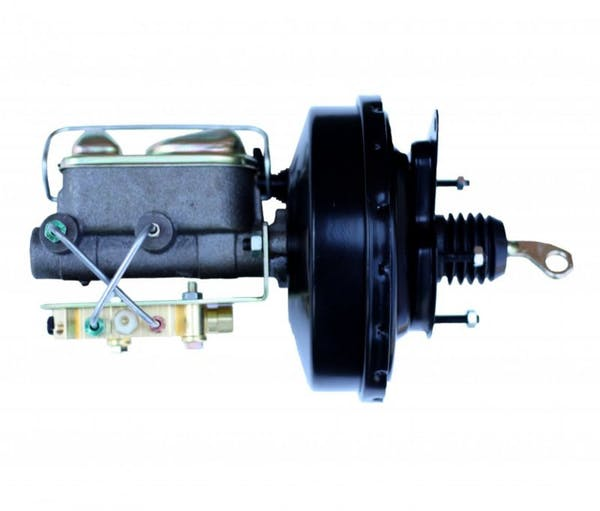 LEED Brakes 03471 9 in Power Brake Booster 1 in bore Master Cylinder disc/drum