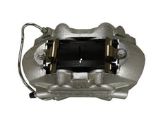 LEED Brakes A4400LD 4 Piston Caliper with Stainless Steel Pistons - Loaded RH