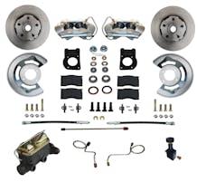 LEED Brakes FC0003-405 Manual Front Disc Brake Conversion Kit