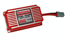 MSD Performance 2351 Fuel Pump Voltage Booster, Programmable
