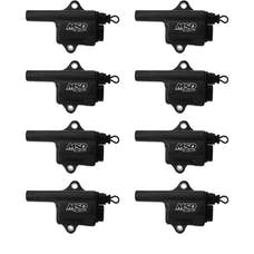 MSD Performance 828683 Coils,BLACK,GM LS,Truck Style Coil, 8-Pk