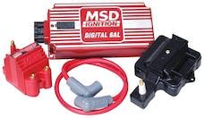 MSD Performance 85001 Super HEI Kit, Digital 6AL, Blaster SS