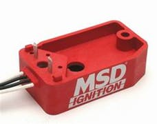 MSD Performance 8870 Coil Interface Block,GM Dual Tower Coils
