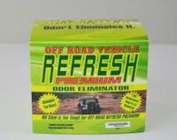 Odor 1 846100 Off-Road Refresh Premium CLO2 Permanent Odor Eliminator, 4 Color, EPA Approved