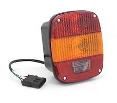 Omix-ADA 12403.43 Jeep Wrangler TJ Tail Light Export