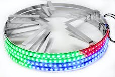 Race Sport Lighting RSRGB15-C Chasing Mode- ColorADAPT® 15.5in LED Wheel Kit