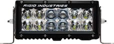 RIGID Industries 106322 E-SERIES 6in. SPOT/FLOOD AMB