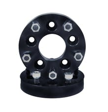 Rugged Ridge 15201.04 Wheel Adapters; 1.25 Inch; 5x4.5 to 5x5.5