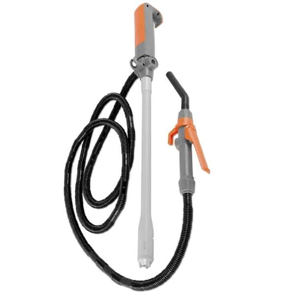 Tera Pump 20003 TREP03 Electric Fuel Transfer Pump (with Plug Adaptor & Filter)
