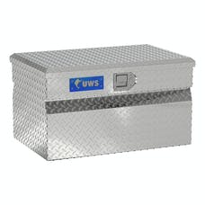 "UWS TBC-30 30"" Aluminum Chest Box"