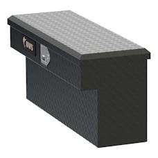 UWS UTV-SM33-MB UTV Side Tool Box - Polaris Ranger (LTL Shipping Only)