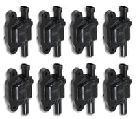 ACCEL 140043K-8 COIL,GM LS2 LS3 LS7 8-PACK- BLACK