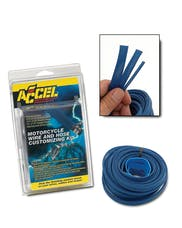 ACCEL 2007BL SLEEVING KIT-BLUE
