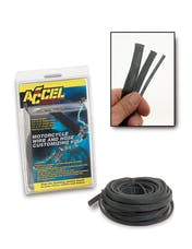 ACCEL 2007CR SLEEVING KIT-CARBON