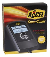 ACCEL 49501 SuperTuner Performance Tuner