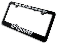 AFE 40-10097 aFe Power License Plate Frame
