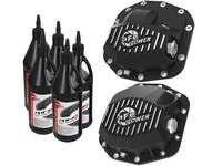 AFE 46-7100AB Jeep Wrangler JL Pro Series Differential Cover Kit