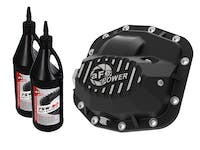 AFE 46-71011B Jeep Wrangler JL Pro Series Differential Cover
