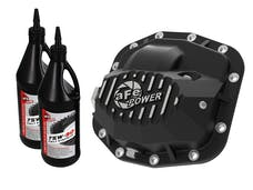 AFE 46-71011B Pro Series Differential Cover