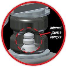 Air Lift 88233 LoadLifter 5000 Ultimate air spring kit w/internal jounce bumper