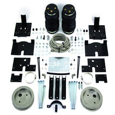 Air Lift 89200 LoadLifter 5000 Ultimate Plus Kit with stainless steel air lines