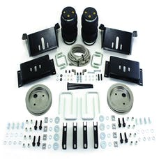 Air Lift 89215 LoadLifter 5000 Ultimate Plus Kit with stainless steel air lines